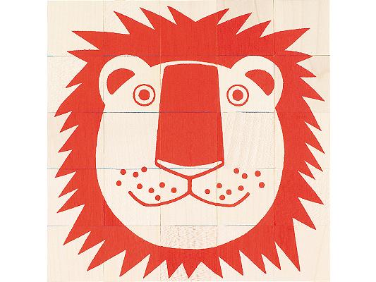 Animal_Puzzle_Löew_lion_Naef_Spiele_AG_Aoi_Huber_Kono