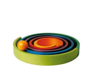Rainbow Naef Holzspielzeug und Konstruktionsspiel